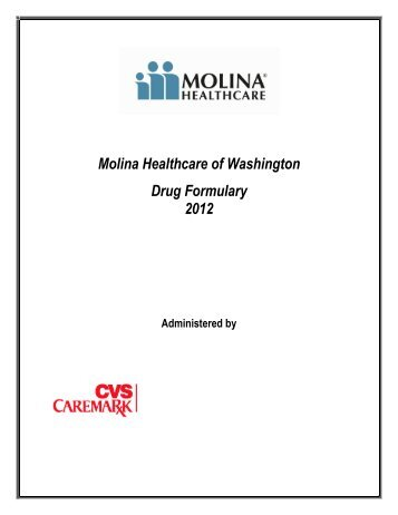 Molina Healthcare Of Ohio Prior Authorization Pa List
