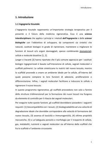 1. Introduzione - DSpace@Unipr