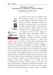 Engelhardt a Napoli - Scienzaefilosofia.It