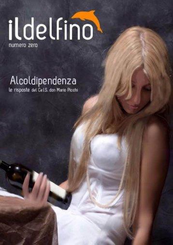 Numero zero – Alcoldipendenza - Centro Italiano di Solidarietà