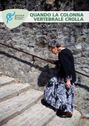 quando la colonna vertebrale crolla - International Osteoporosis ...