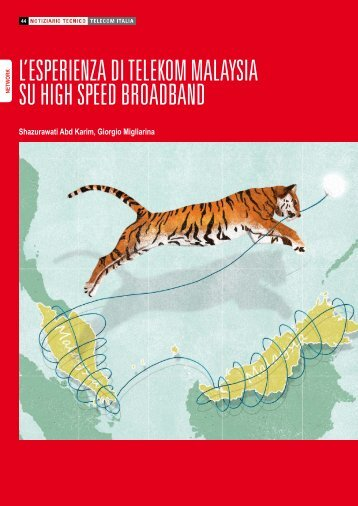 l'esperienza di telekom malaysia su high speed broadband