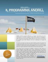 [20pagine] DI ANDRILL IN ITALIANO (.pdf | 2 Mb) - Progetto Smilla
