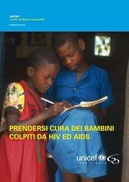 PrendersI cura deI bambInI colPItI da HIV ed aIds - Innocenti ...