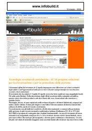 tecnologie strutturali antisismiche - Associazione Costruttori Acciaio ...