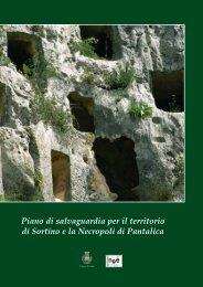 Piano di salvaguardia per il territorio di Sortino e la ... - Noé Cartodata