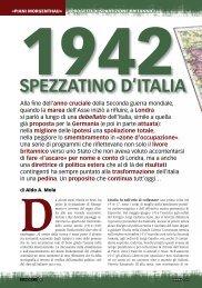 SPEZZATINO D'ITALIA - Storia In Rete