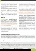 Firewall Analyzer helps Collabera to Gain ... - ManageEngine - Page 2