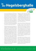 Klimaschutzinitiative zur Schaffung von lokalen ... - VivSolar e. V. - Seite 2