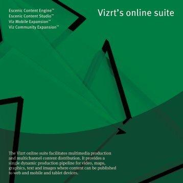 Vizrt Magazines