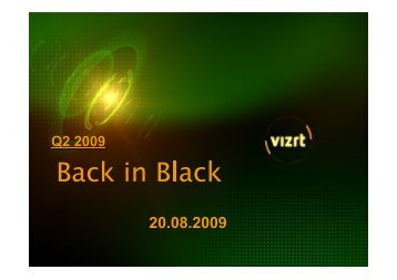 Q2 final.pptx - Vizrt.com