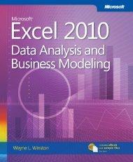Data Analysis and Business Modelling.pdf - DocuShare