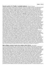 Le ostriche del potere - Rifondazione Padova