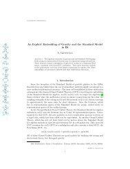 arXiv:1006.4908v1 [gr-qc] 25 Jun 2010