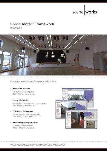SceneCenter® Framework - Visual Analysis