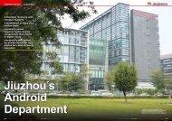 Jiuzhou´s Android Department