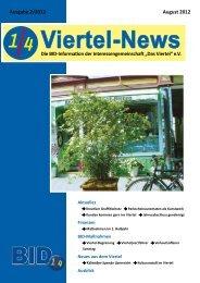 ViertelNews 02/2012 - Das Viertel