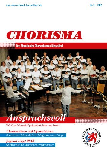 download - Chorverband Düsseldorf