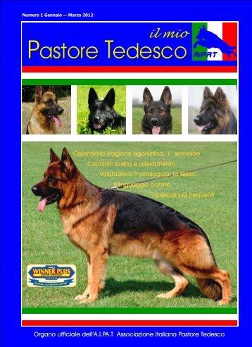 Scarica il pdf - Associazione Italiana Pastore Tedesco