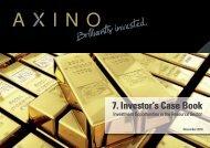 7. Investor's Case Book - GOLDINVEST.de