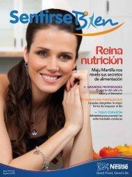 Reina nutrición - Nestlé Perú