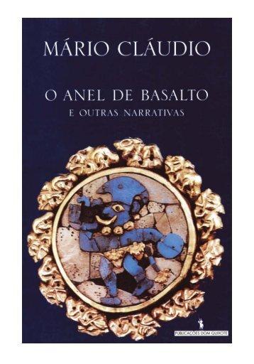 O Anel de Basalto e outras Narrativas - PDF Leya