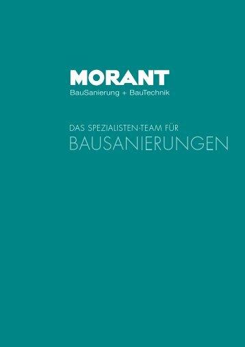 DAS SPEZIALISTEN-TEAM FÜR - Morant