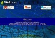 Il Progetto del nuovo tunnel del Col di Tenda - Le Strade dell ...