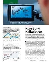 Kunst und Kalkulation - Commerzbank