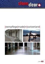 |steinpflege|made|in|switzerland| - Stone Clean GmbH