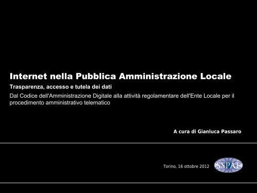 Firma Digitale - sspal