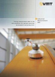 Industrial Measurement IMS - VMT GmbH