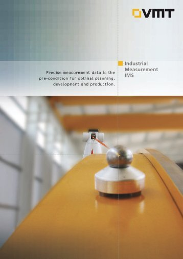 Industrial Measurement IMS - VMT GmbH