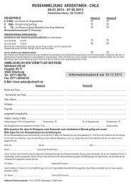 Weber Argentinien-Chileanmelde2013.indd - Volksbank Dill eG
