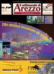 Il Settimanale di Arezzo 37.pdf - Sing Sing