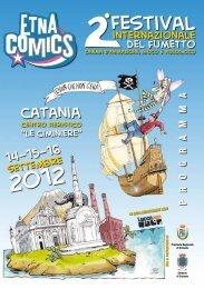 programma - Etna Comics