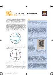 EL PLANO CARTESIANO - Edición y maquetación en TeX o LaTeX