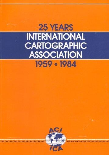 PDF, 13 MB - International Cartographic Association