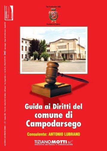 .Guida Campodarsego - Noi cittadini