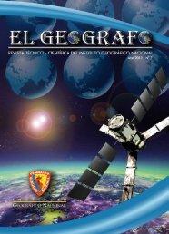 El Geógrafo, abril, 2012 - Instituto Panamericano de Geografía e ...
