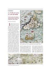 La Sicilia di carta Le carte di Sicilia - Centro Studi Ustica
