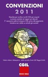 Convenzioni - CGIL REGGIO EMILIA