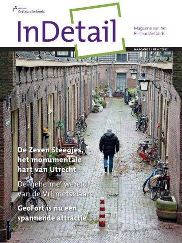 InDetail Magazine 6 - Nationaal Restauratiefonds