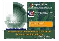 il software Ferens e il geoide regionale - Umbri@Geo - Regione ...