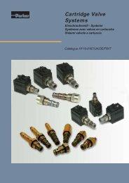 Cartridge Valve Systems