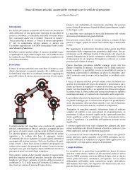 I bracci di misura articolati, caratteristiche e normativa per le ...