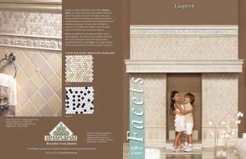 Product Brochure with Technical Data ... - Trinity Tile Group