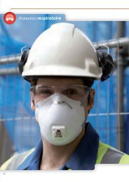 Protection respiratoire - Groupe RG