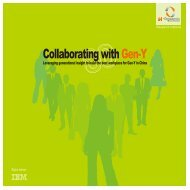 Collaborating with Gen-Y - IRIS Network