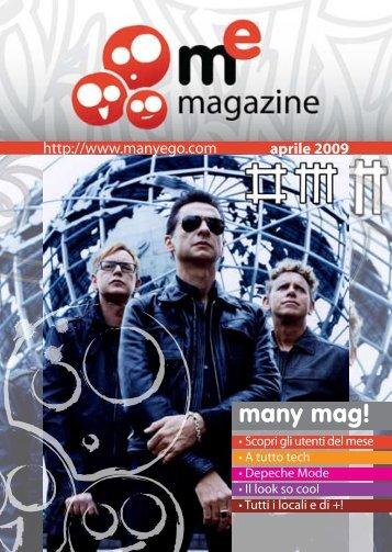 many mag! - ManyEgo